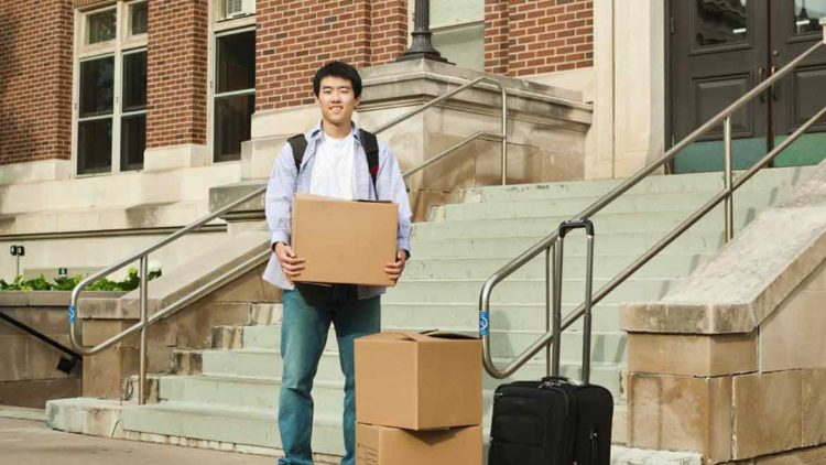 Moving to College: Tips, Recommendations