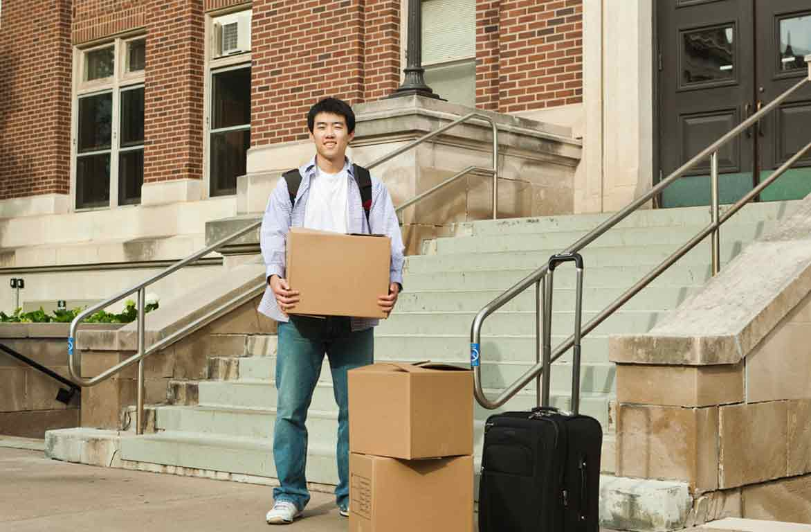 moving to college